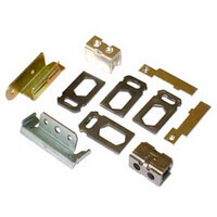 brass Sheet Metal Component1